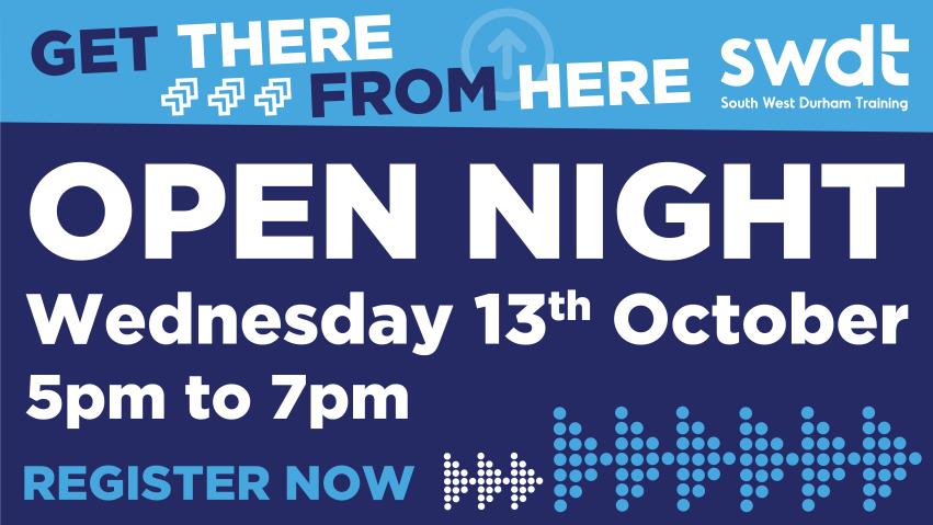 October 2021 open night